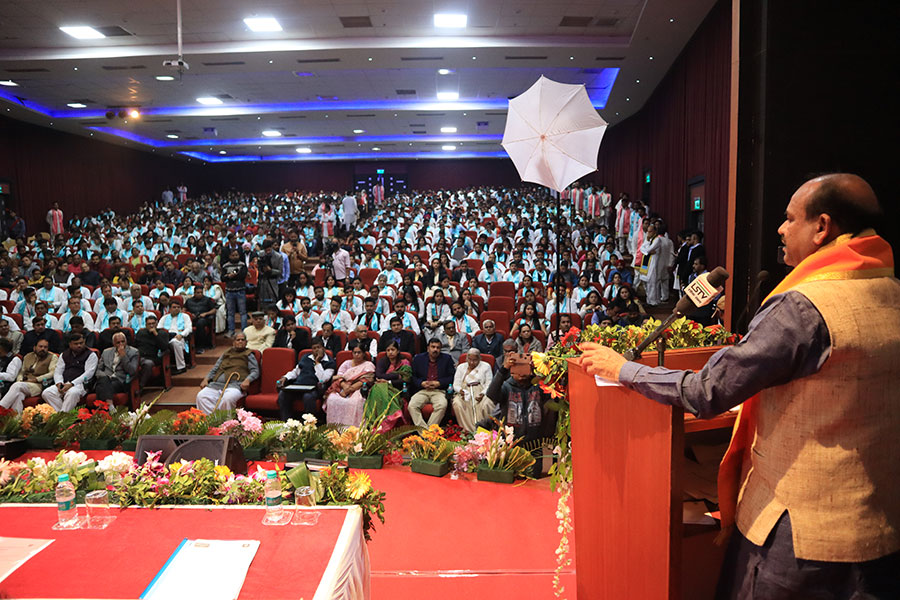 convocation cpur